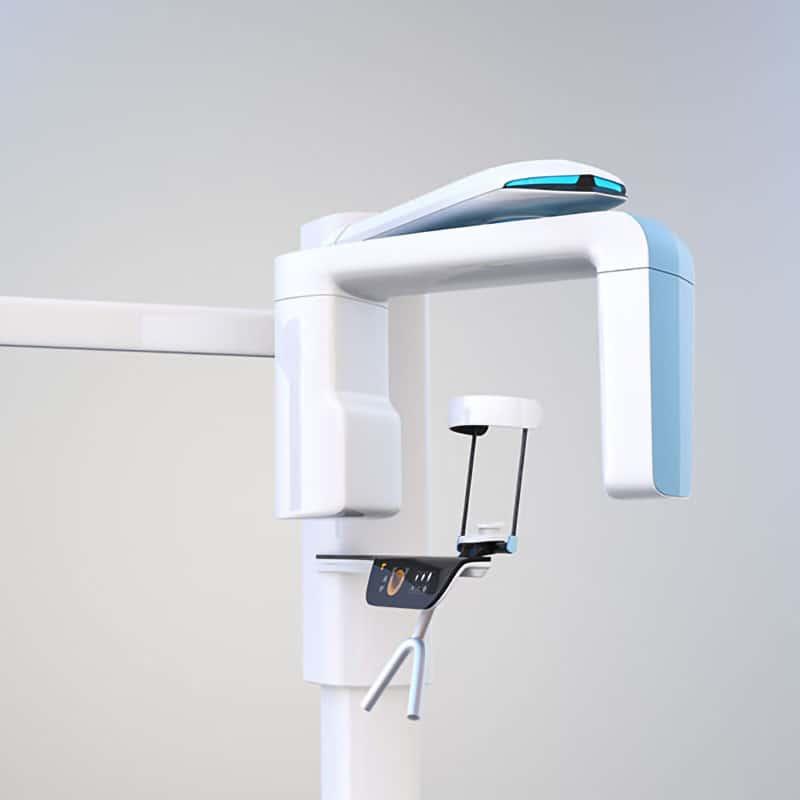 Digital dentistry equipment: CBCT scanner